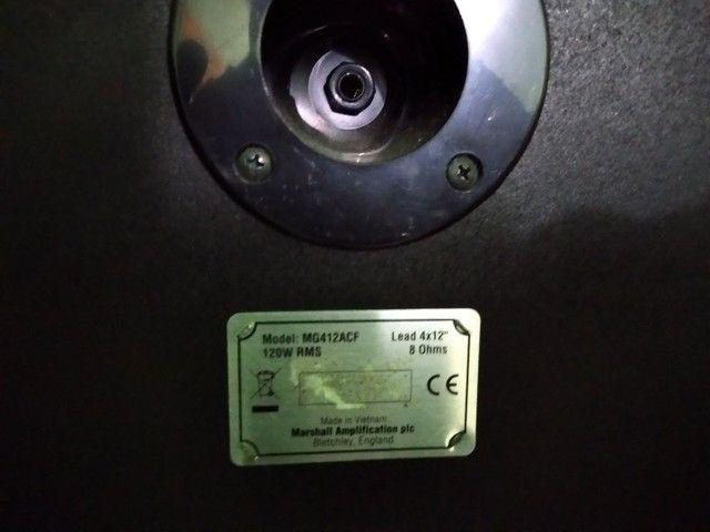 Marshall caixa tamanho 70x70 proficional - Foto 3