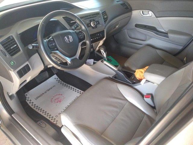 Honda Civic 2014 LXR 2.0 - Foto 5
