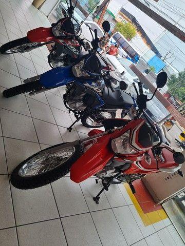 Moto Honda Bros 160 Entrada: 2.000 Autônomo e Assalariado!!! - Foto 3