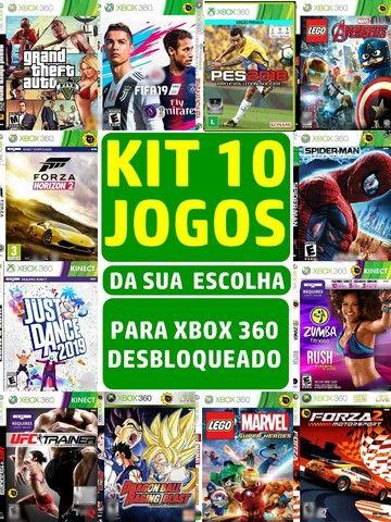 Jogos Para Xbox 360 Desbloqueado / Destravado (LTU - LT 3.0 RGH/LT ) - Foto 2