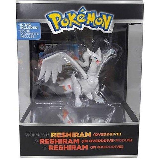 Boneco Pokémon Lendário: Reshiram - TOMY