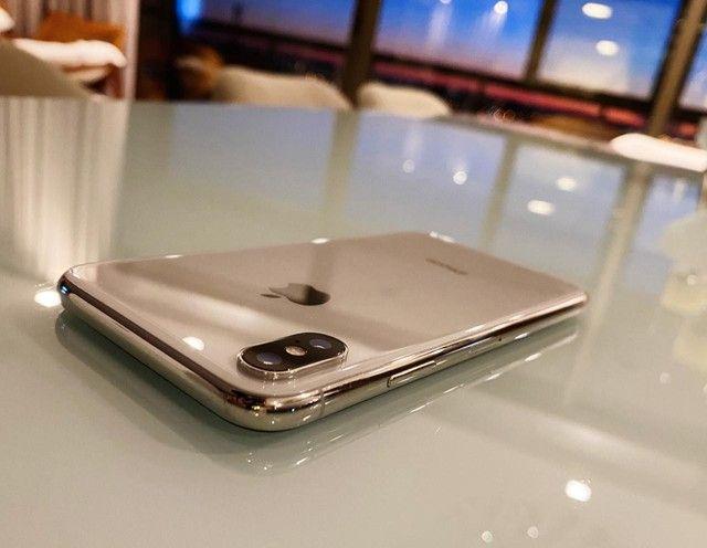 iPhone X 256gb Branco - Foto 4