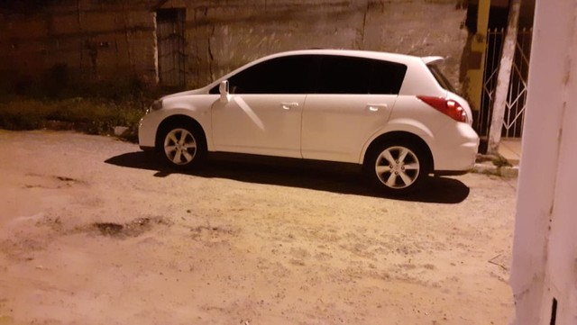 Nissan Tiida SL 2012 Alagoinhas, Ba Marcelo ?75- *
