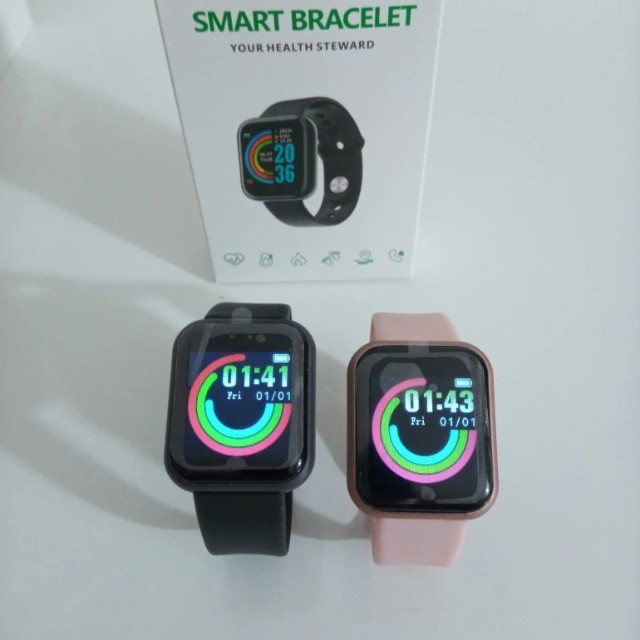 Smartwatch D20 Pro - relógio inteligente