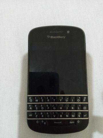Celular BlackBerry semi novo