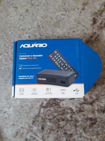 "TV 14"", Receptor Orbisat Digital, Suporte para TV, Conversor Digital - Foto 4"