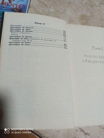 Apócrifos e pseudo-epigrafos da Bíblia - Foto 5