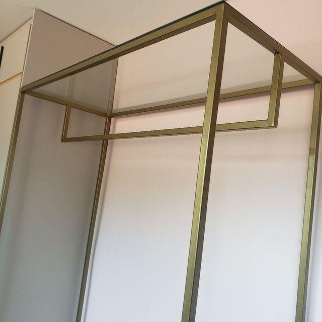 Arara metalon e vidro - Foto 4