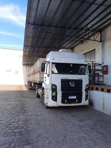 Barbada! Vendo Constellation 19.320, caminhão trabalhando. - Foto 5