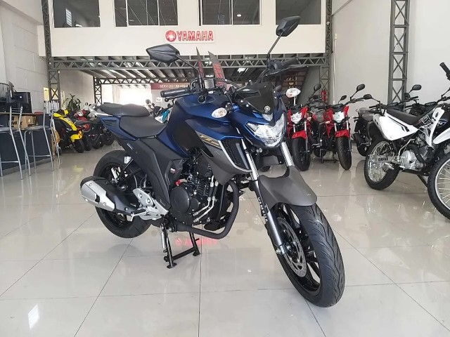 Yamaha Fazer 250 - 2020