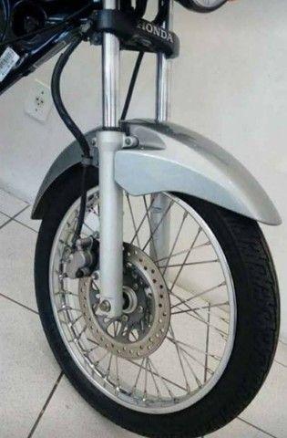 Honda CG 150 (Prata) No Preço...  - Foto 3