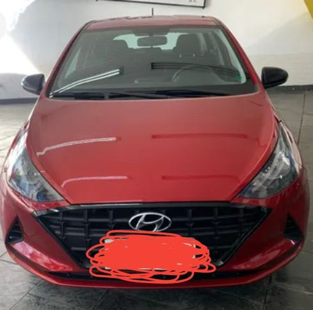 Hyundai Hb20 sense 2020 completo