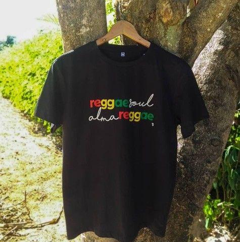 Camisa dos Namorados - REGGAE - Foto 2