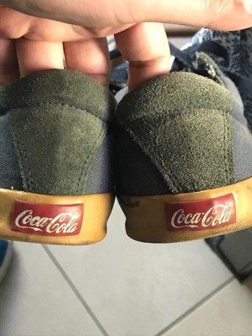 Tenis coca cola tam 41 - Foto 4