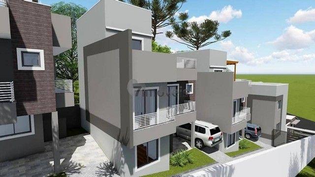 Sobrado com terraço em Condomínio, 3 quartos, 2 vagas - Foto 12