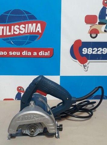 Serra Mármore Titan 1.500w Bosch Gdc 150 ?Entrega grátis  - Foto 5