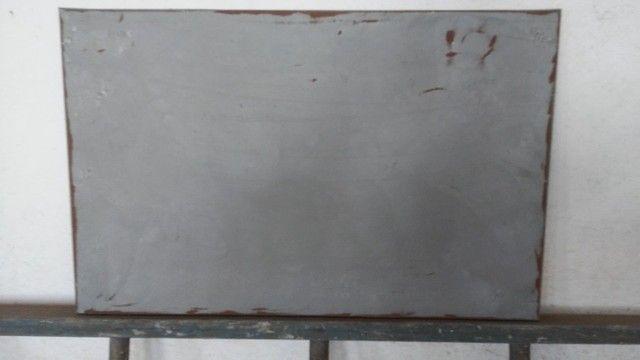 Mural aço 0,70 x 0,30 - Foto 2