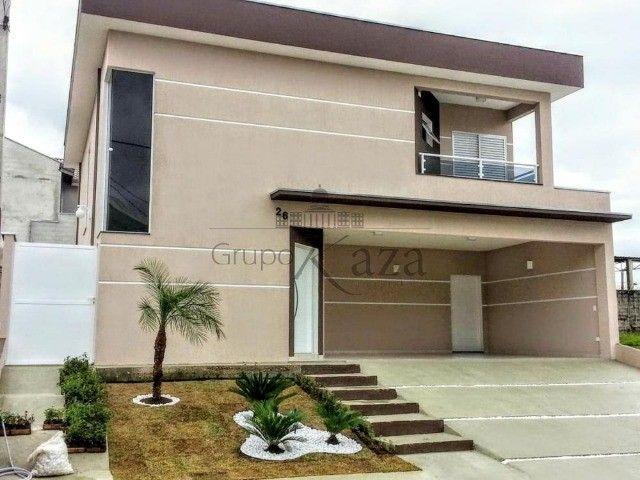 Casa / Condomínio - Loteamento Villa Branca - Locação -