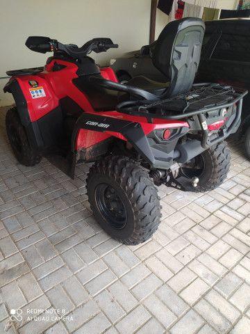 Quadriciclo can am 570cc 2018 - Foto 4