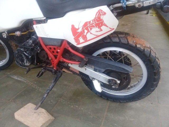Moto Yamaha tenere 600 - Foto 7