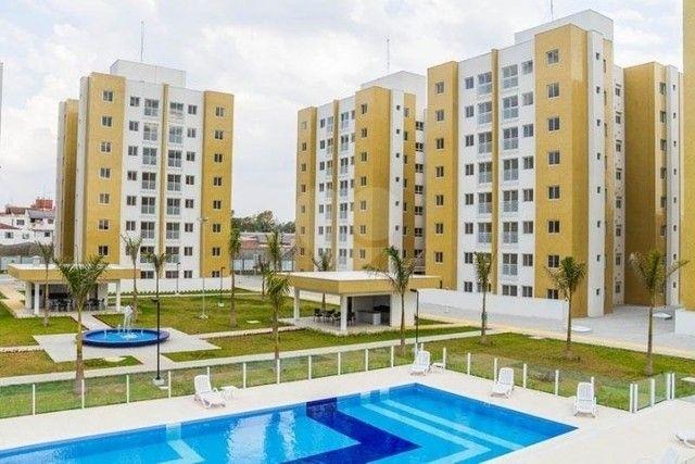 Apartamento 3 quartos com suite condominio clube Facil aprovação - Foto 2
