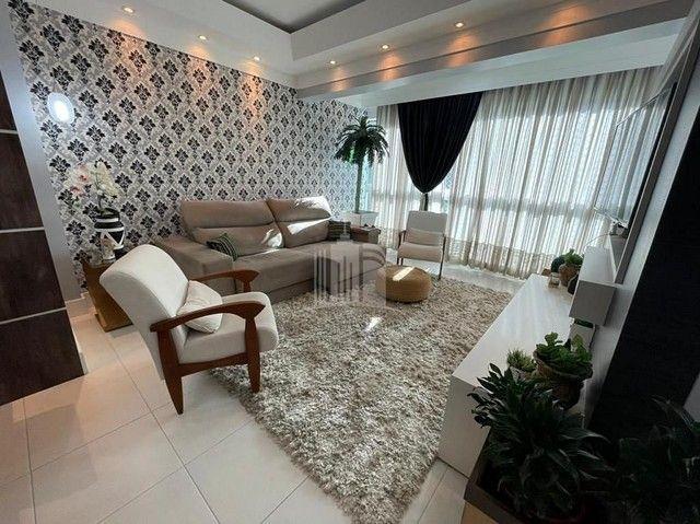 Apartamento Decorado com 03 Dormitórios a 250 metros do Mar - Foto 4