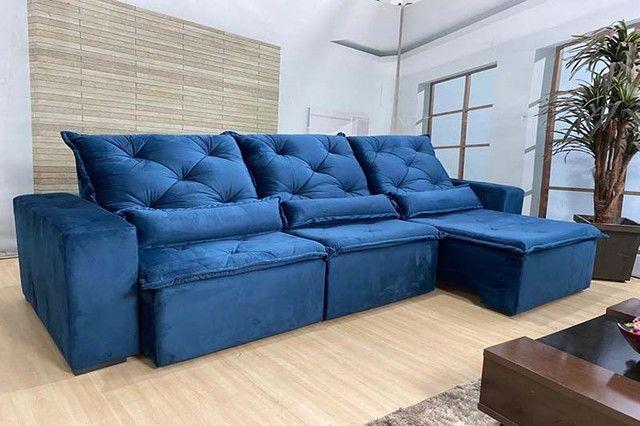 Restauração e reforma geral de sofa - Foto 3