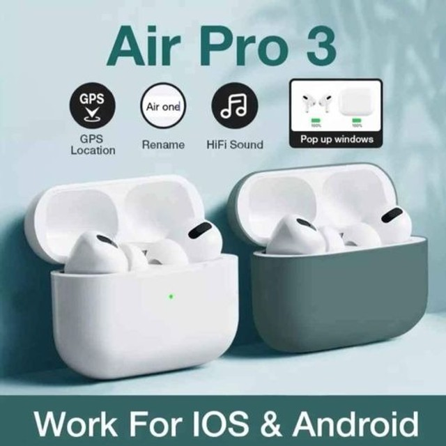 Fone de Ouvido Bluetooth- Air Pods 3