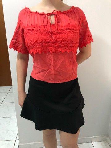 Blusa rosa - Foto 3