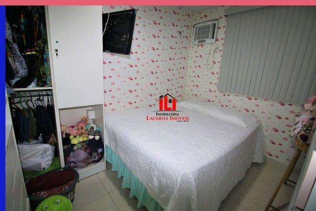 Tarumã Apartamento com 2 Quartos Condomínio jardim paradiso Alaman - Foto 9