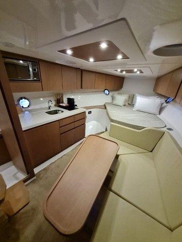 Lancha Phantom 37,5 Hard top , ano 2018, barco impecável. - Foto 12
