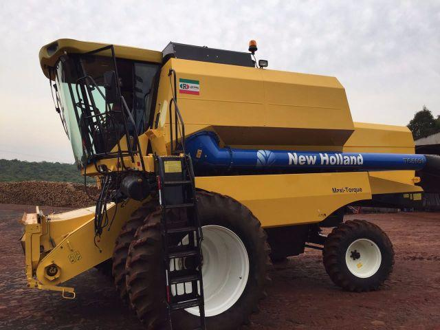 New Holland TC5090