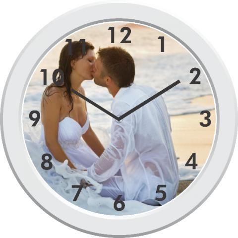 Relógio Personalizado c/ Foto