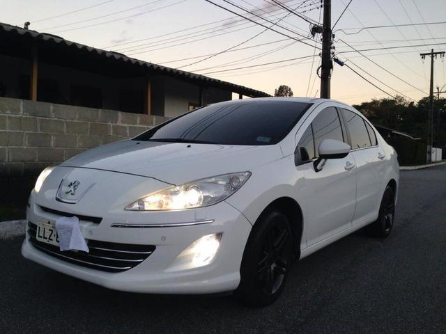 Peugeout 408 thp