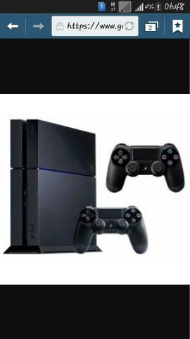Playstation 4 Por Iphone