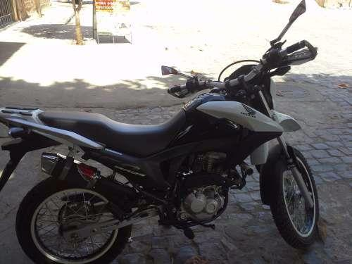 Escape Esportivo Bros 160 - VENDO OU TROCO