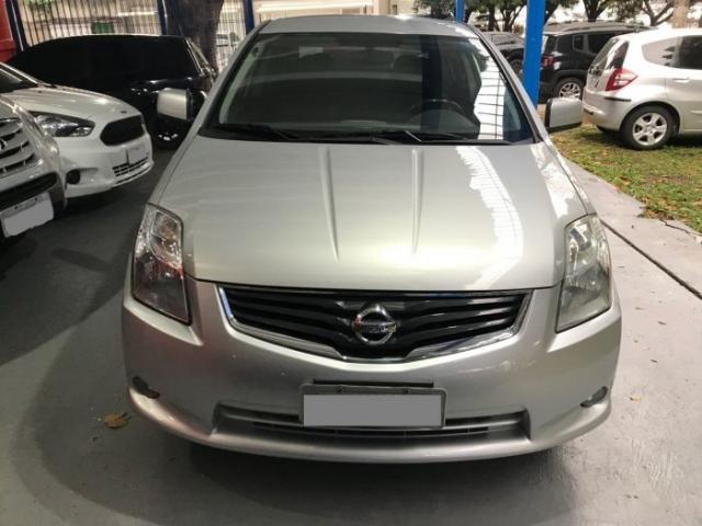 Nissan Sentra 2010 2.0 S 16v Flex 4p AutomÁtico