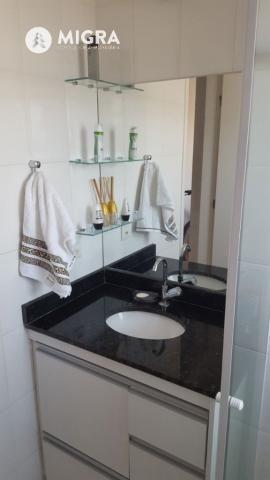 Apartamento à venda com 2 dormitórios em Jardim oriente, São josé dos campos cod:428 - Foto 6