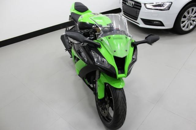 Kawasaki ZX 10 2012/2012 21.000KM Sem Detalhes , Troco por Carro !