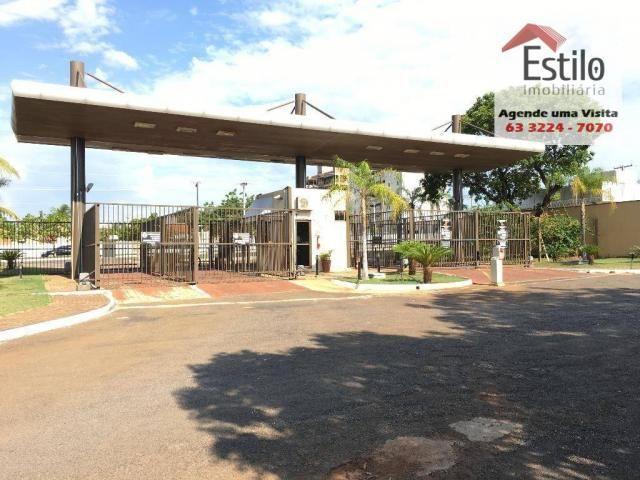 EXCELENTE LOTE NO CONDOMÍNIO FECHADO PRIVILEGE ( 205 norte )