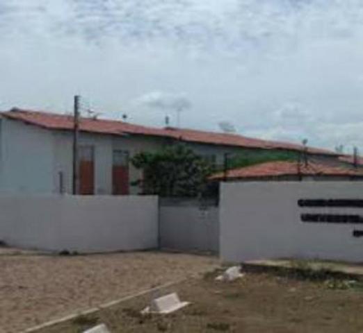 Condomínio Novafapi na rua da Novafapi