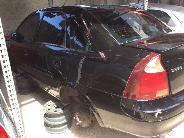 Peças usadas Chevrolet Corsa 2009 2010 1.4 8v flex 105cv câmbio manual - Foto 2