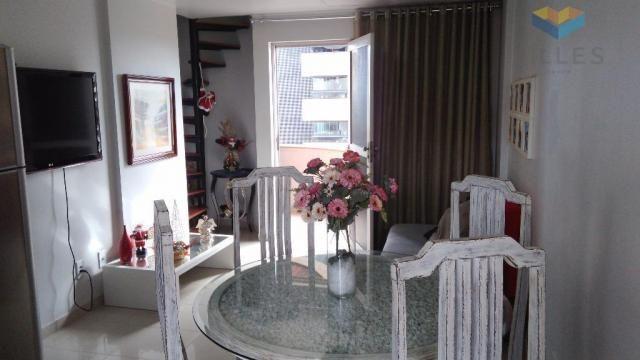 Ed. Sea Tower Apartamento residencial à venda, Pajuçara, Maceió.