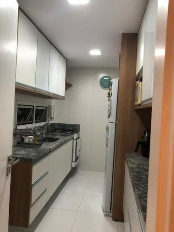 Apartamento 3/4 + Home Office Platno GreenVille Andar Alto Vista Bosque - Foto 12