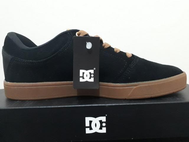 a5310998d95b2 Tênis DC Shoes Crisis L.A Preto Tamanho. 38 - Original - Roupas e ...