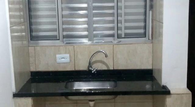 Apartamento para aluguel, 1 quarto, 1 vaga, las vegas - santo andré/sp - Foto 5