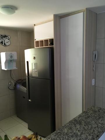Apartamento no mandarim clube passare para venda possui 62 m2 e 3 quartos - Fortaleza - CE - Foto 5