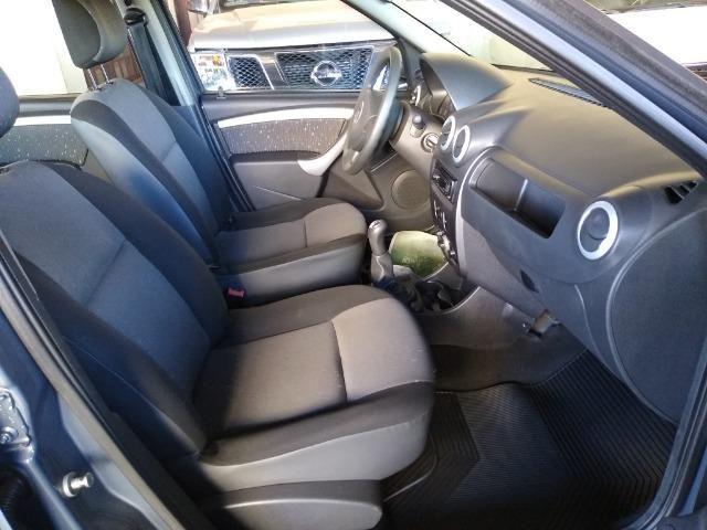 Renault Logan Expression 1.6 8v Flex Completo 2011 - Foto 11