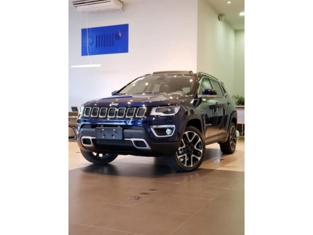 JEEP  COMPASS 2.0 16V DIESEL LIMITED 2019 - Foto 2
