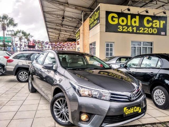 Toyota Corolla XEi 2017 - ( Padrao Gold Car )